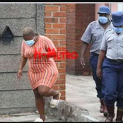 A Zimbabwean lady was arrested after being caught in action with a 13 year old
