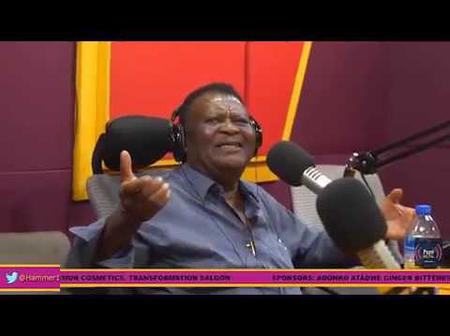 Just In: Another Popular Ghanaian Highlife Legend Is Dead