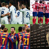 Laliga Title race: 8 Matches to go, Checkout Barca, Real Madrid and Atletico Madrid next fixtures.