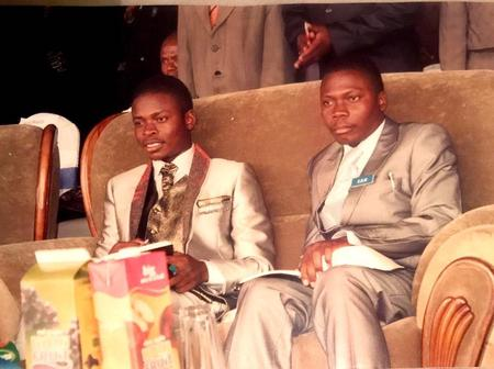 WATCH: Bushiri Shares an Old Picture that shows something serious?