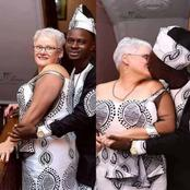 See What A Facebook User Said About Nigerian Guys Dating Older White Women