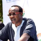 Ndii Reveals What Luos Have Been Secretly Telling Him About Raila