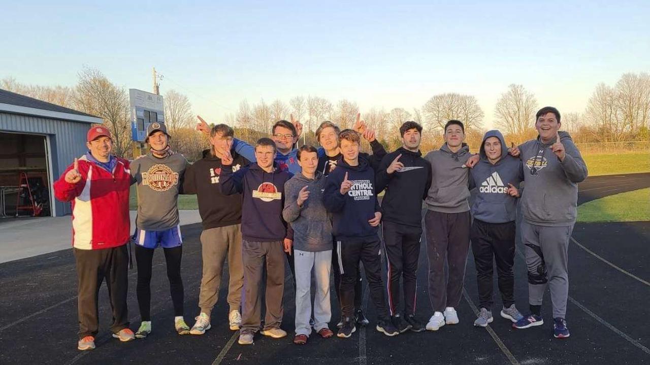 Manistee Catholic boys win Buckley Invitational