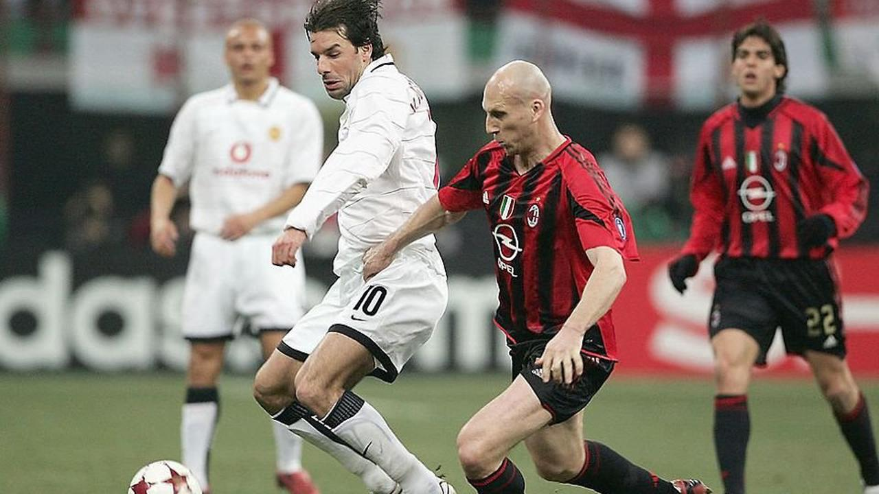 Ruud van Nistelrooy: Man United icon gushed about AC Milan's ridiculous 2005 side