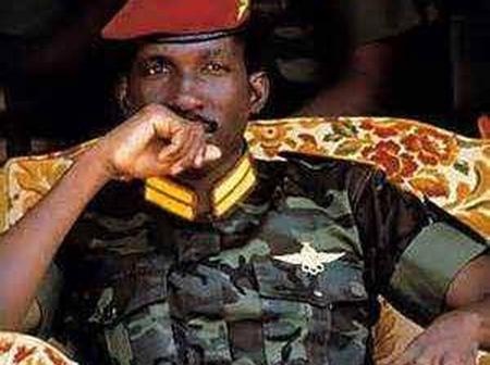 Meet Thomas Sankara, He Built 350 Schools,Roads And Railways Within 4yrs But Was Killed by His People