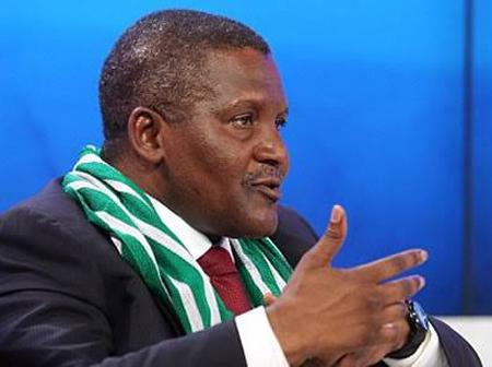 Why Dangote Was Ordered By Zambia To Sell Cement For N1,800