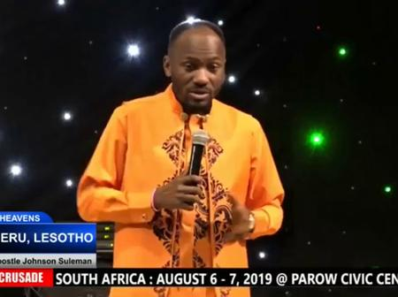What Apostle Johnson Suleiman Actually Meant By the Secret of Aliko Dangote's Wealth
