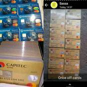 Opinion : Beware of the new scam used on bank cards