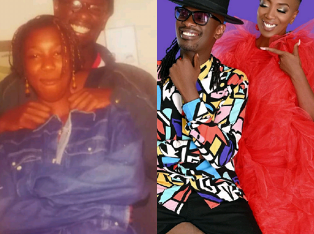 Wahu's Throwback Photo With Nameless In Campus Sparks Mixed Reactions From Fans