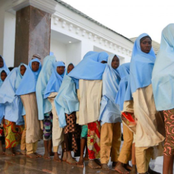 See The Person Zamfara State Governor Is Accusing Of Having A Hand In The School Girls Kidnap