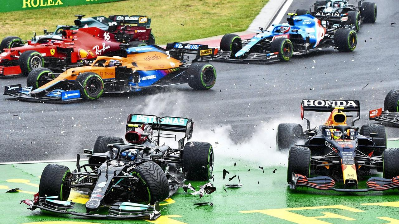 Die Formel 1 auf Crashkurs in Ungarn