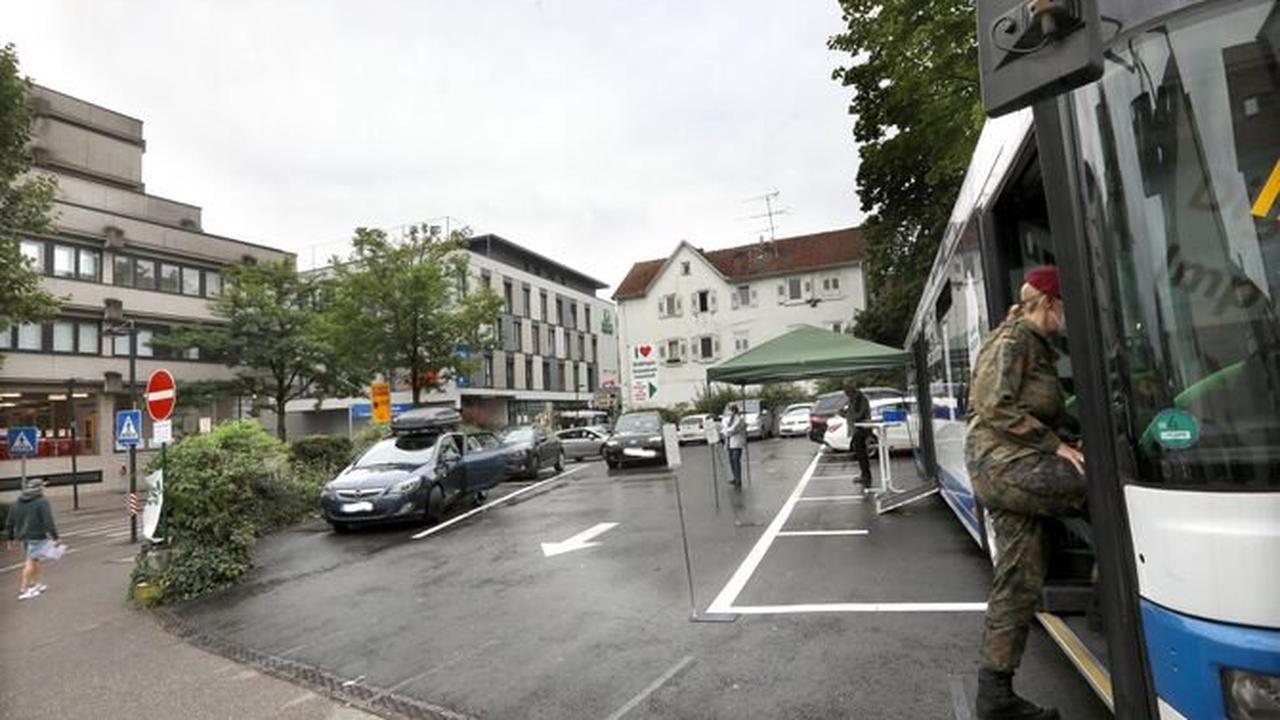 Neues Parkhaus auf dem Avia-Areal in Waiblingen?