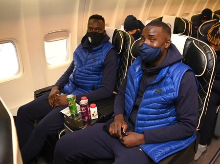 'Mendy drinking Cadbury, Mount posing on a car'-What Chelsea players were doing ahead of Rennes game