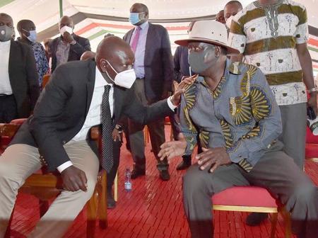 Professor Makau Predicts Doom for Raila - Ruto Coalition