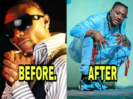 Terry G is 35 years old today, See his recent photos showing he has really changed over the years