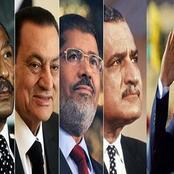 3 أهلاوية و3 زملكاوية.. تعرف على الميول الكروية لرؤساء مصر قبل