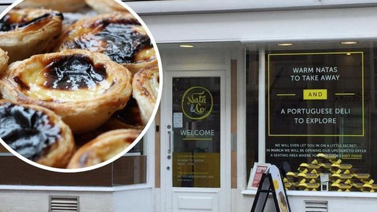 Bath's new Portuguese bakery and the pastries that will blow you away