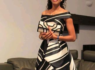 L'ex première dauphine de Miss CI 2002 mise pour sa candidature aux élections présidentielles 2020!
