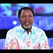 T B Joshua Gives Another Revelation Amidst Protests In Nigeria