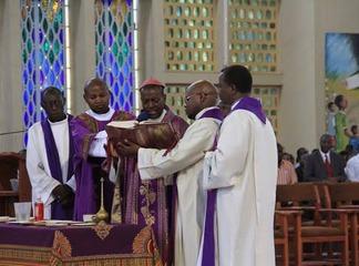 Catholic Faithfuls Express Disatisfaction Following Archbishop Njue's Directive