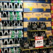 See these massive alcohol sales at Checkers