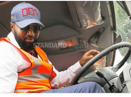 Joho Hilariously Posts A Video Hurrying To Men's Conference