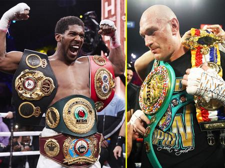 Tyson Fury vs Anthony Joshua date: latest news on when and where will it take place.