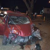 Zola/7 involved in a fatal accident, Let's pray for him