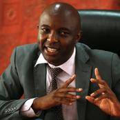 How Kang'ata Replied Oburu Odinga After He Said That Kang'ata Is Just Ranting As Usual