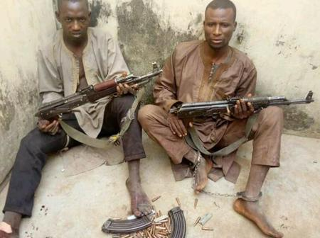 Five Suspected Kidnappers Arrested In Abuja