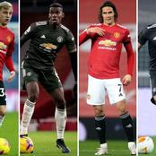 Man Utd manager confirms 4 key players are unavailable for the Second leg Versus Real Sociedad