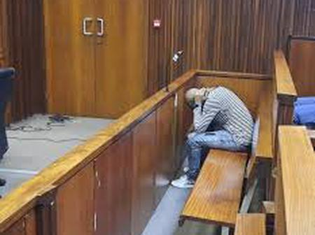 BREAKING:finally UJ student killer arrested for the murder of Palesa Madiba and other robberies