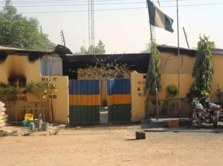 Tension In Imo State As Gunmen Who Attacked Police Station Free Prisoners