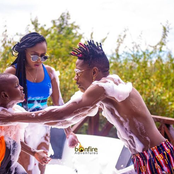 'We still love each other' Jackie Maribe reveals relationship with baby daddy Eric Omondi