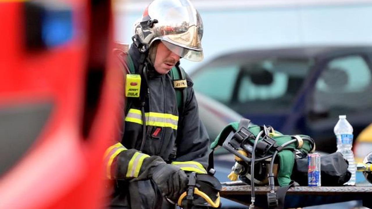 Un incendie se déclare dans une chambre du centre-ville de Mauriac, un immeuble évacué