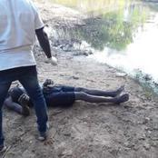 Agnibilékrou / Découverte d'un corps près d'Ayénou
