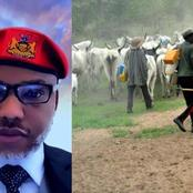 You Destroy Our Farms And Still Block Food From Reaching The South, -Kanu Cries Out To Northerners