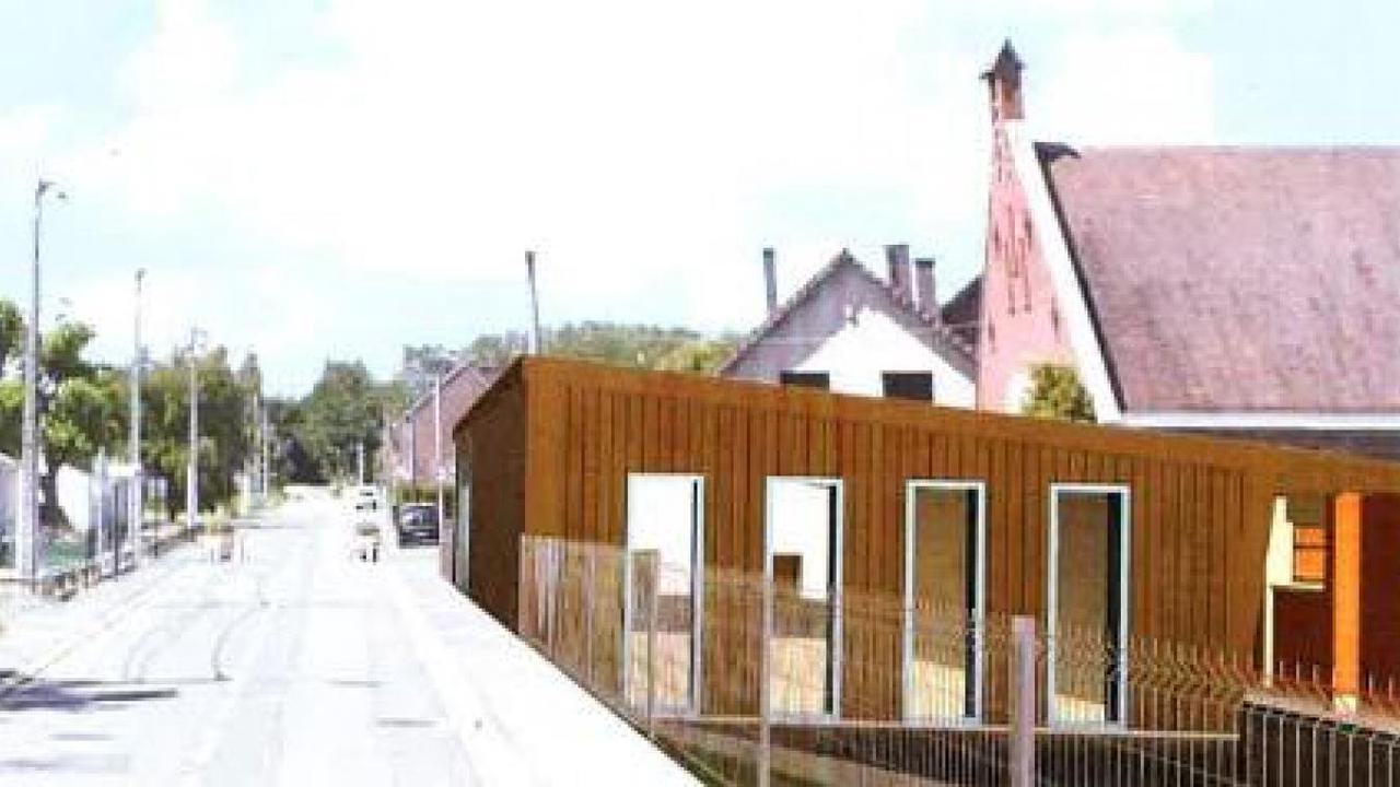 Roost-Warendin: une salle d'évolution sportive pour les primaires de Belleforière