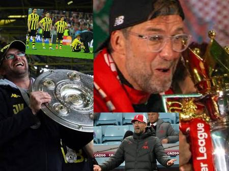 Jurgen Klopp On His Way To Make History Repeat Itself In His Managing Career.