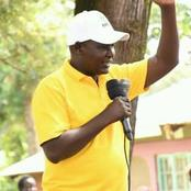 Kakamega: Dp Ruto's Candidate In The Concluded Matungu By-election Reveals His Next Move Before 2022