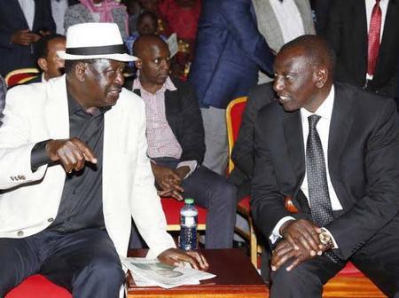Should Raila and Ruto Heed to Elayne Boosler's Words?