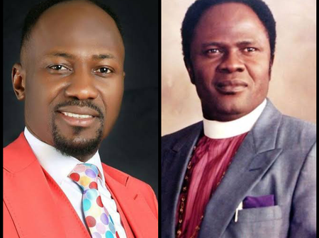 Meet The Spiritual Father Of Suleman Who Said He Raised 9 People From The Dead (Video)