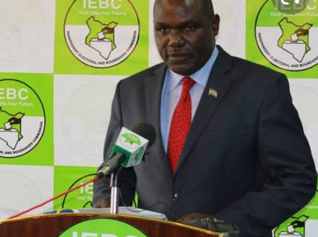 Reasons Why IEBC Confirmed The Son Of Late Haji As Garissa Senator