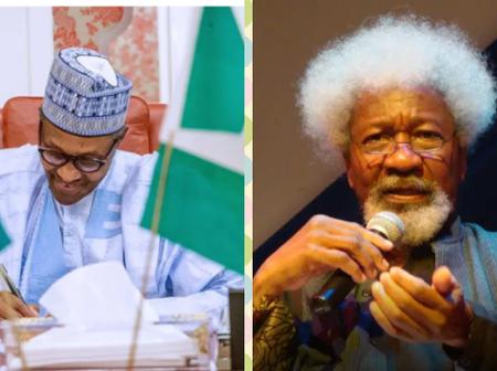 Today's Headlines: Soyinka Sends Strong Message To Amotekun, Buhari asks Senate to confirm Abdullahi