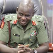EndSARS: You Have Eye Problem If You Are Saying That You Saw Corpses At Lekki Toll Gate - Army Chief