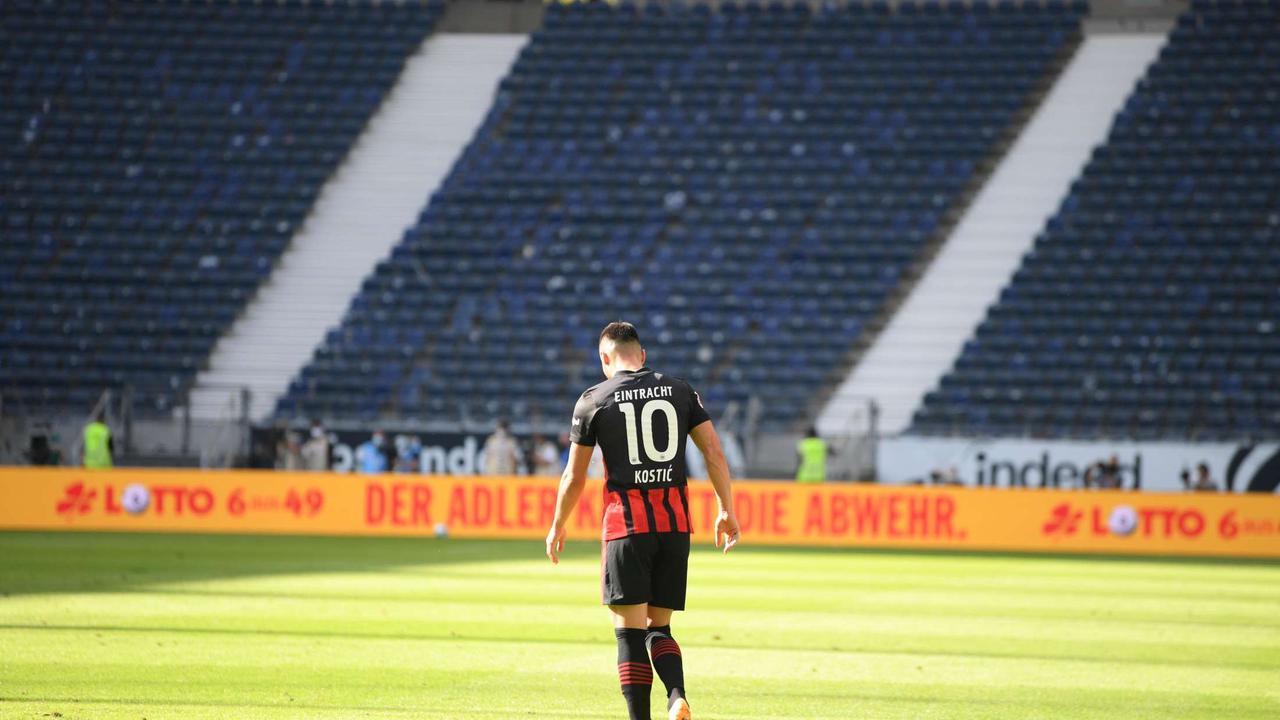 Eintracht-Profi Filip Kostic ist sich mit Inter Mailand einig - Opera News