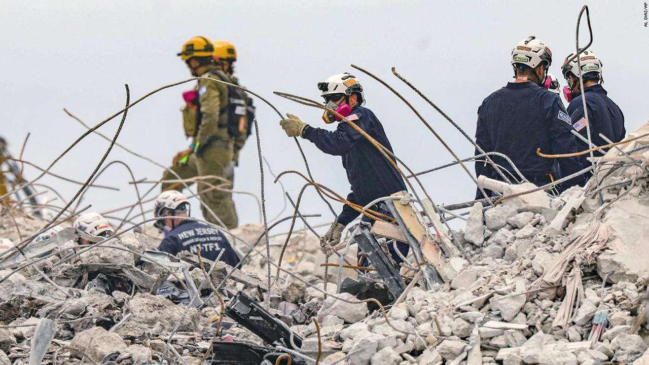 Condo collapse: Crews will continue working in the Surfside rubble until every family's missing loved one is found, mayor says