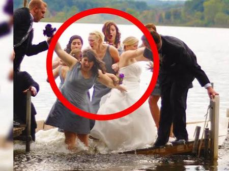 Need a Laugh? This is top Wedding Fails of all time