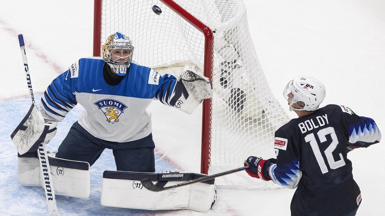 Gold for six with Minnesota ties