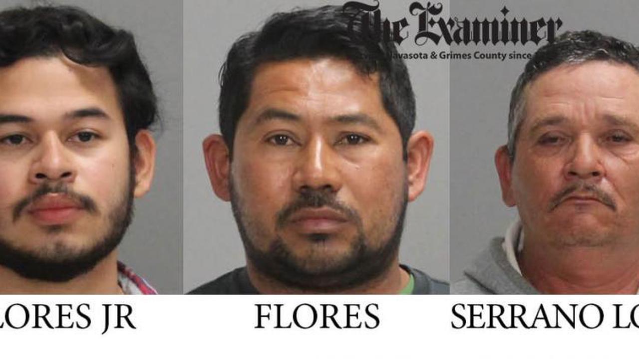 Navasota man, two Washington men arrested for trespassing, hunting without landowner consent